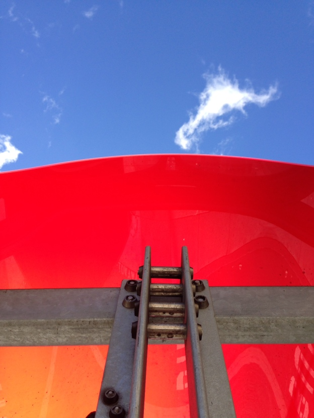 stairway to red