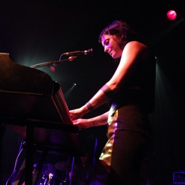 Sharon Van Etten at the Independent, San Francisco, 2014